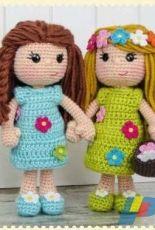 One and two company- Carolina Guzman- Daisy the Spring Girl - Russian - Free