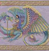 Janlynn 1139-08 Dragon Ride by Teresa Wentzler (xsd)