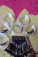 My Mill Hill Jewelry BEAD :)