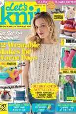 Let's Knit June-2017