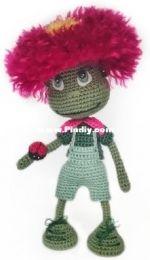Natalia Dolls and Toys - Crochet Doll Body