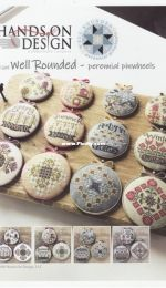 Hands On Design hd-205 - Well Rounded  -Perennial Pinwheels