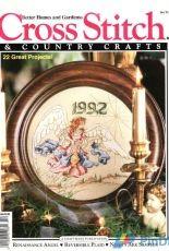Cross Stitch & Country Crafts November - December 1992