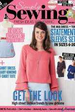 Simply Sewing Issue 32_2017