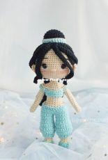 Green Frog Crochet - Thuy Anh - Jasmine