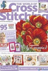The World of Cross Stitching TWOCS Issue 259 October 2017