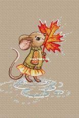 Magic Stitch - Mouse by Nadezhda Nagornaya / nezhenka.nadin