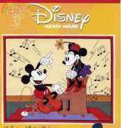 Designer Stitches DS15 Mickey's Piano