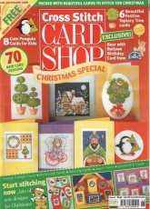 Cross Stitch Card Shop Issue 26 September - October 2002