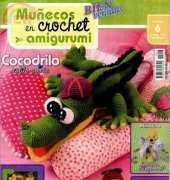 Bienvenidas- Amigurumi Crochet dolls Nº 6 - Spanish