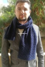 Surrey Flow scarf by Bex knitty design-Free