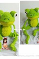 Frog -YukiYarn Designs