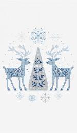 DMC - Christmas Tale / Conte de Noël - Free