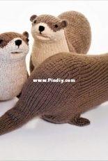 River Otter- Sarah Elizabeth Kellner