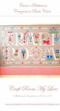 Cuore E Batticuore - Craft Room My Love