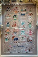 Cuore e Batticuore - Shabby Winter Calendar