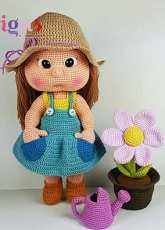 Havva Unlu - Mia the gardener
