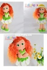 Havva Designs - Havva Unlu - Daisy Doll - Turkish