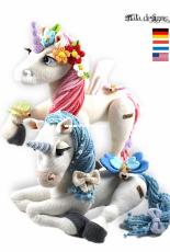 Mala Designs - Mandy Herrmann - Unicorns - Dutch