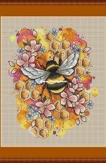 Bee by Jeanne Dick