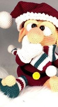 Wunderlichs Kreativchaos - Janine Wunderlich - The Imaginary Santa Claus