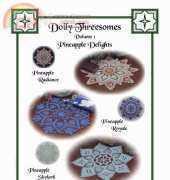 Kathryn White - Doily Threesomes-Volume 1