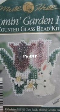 Mill Hill MHBG6 Bunny Blooms