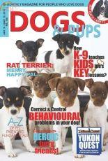 Dogs & Pups-Vol.11 N°4-Jan.Feb.-2015