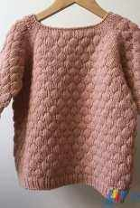 Bubblewrap Jumper by Brought Up By Wolves Free