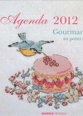 Mango Pratique-DMC-Agenda 2012