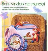 Punto Cruz-Disney-Bebe- N°6 /spanish