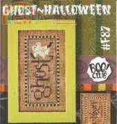 Lizzie Kate F87 Boo Club Double Flips - Ghost  - Halloween