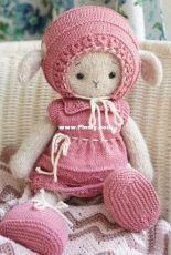 Polushka Bunny - Maria Ermolova - Pinky Outfit for Bunny