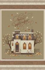 Warm House by Maria Brovko