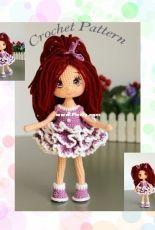 KnittedToysNatalia - Natasha Kirichenko - Doll Emilie