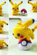 Udezign - ervinna Lee - Pikachu Pokémon