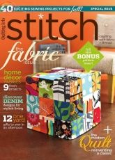 Interweave Stitch-The Fabric Issue-Fall-2010 /no ads