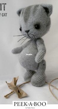Peek A Boo - Nadya Titova - KIT Tiny Cat