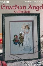 Leisure Arts Leaflet 2649 - Guardian Angel Collection