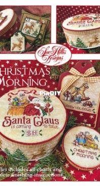 Sue Hillis Christmas Morning
