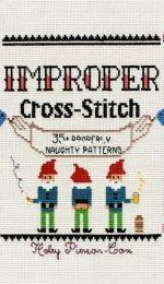 Improper Cross Stitch - Haley Pierson-Cox