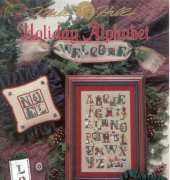Mill Hill MHP70 - Holiday Alphabet