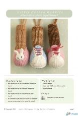 Little Cotton Rabbit-Alternative Shoes Supplement by Julie Williams