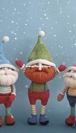 Natura Crochet - Natasha Tishchenko - Mr. Gnome