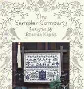 The Sampler Company - Brenda Keyes Scottish House Sampler