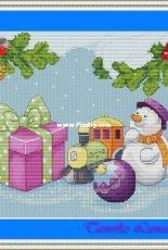 Tamriko Lamaridze - Gifts under the New Year tree