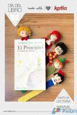 Made with Katia - Crochet Bookmarks  - Free