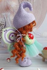 Happy crochet - Ksenia Kornilova -Butterfly clothes - Russian