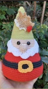 Maruchita Crochet - Claudia Gonzalez - Pinoel - Spanish - Free