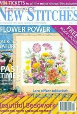 Mary Hickmott's New Stitches-N°112-August-2002 /no ads